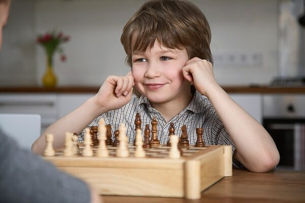 шахматы с тренером по шахматам у вас дома